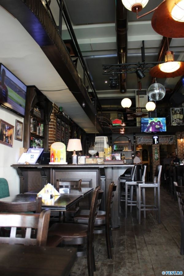 Black jack pub bucuresti